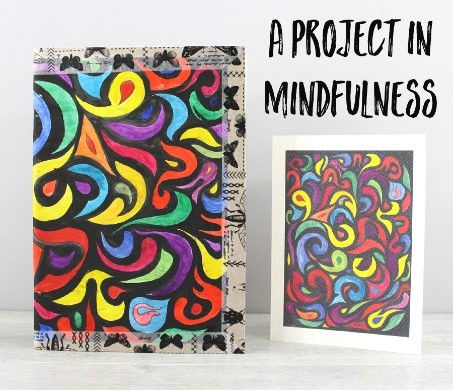 a project in mindfulness