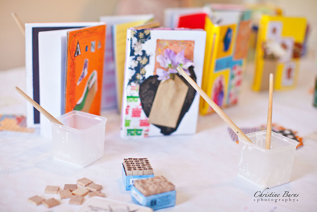 arts and craft birthday parties for children