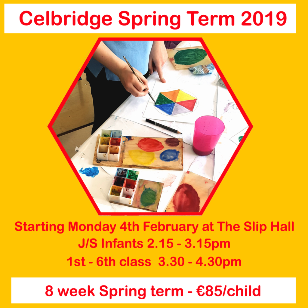celbridge spring term 2019
