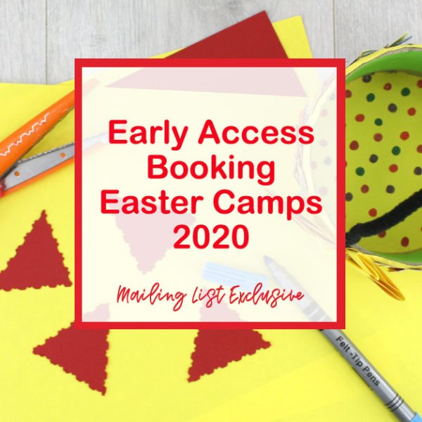 easter camps 2020 early access