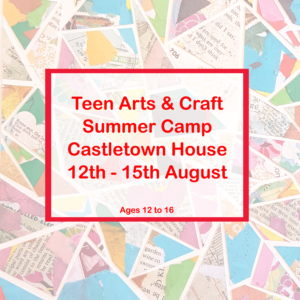 teen arts and craft summer camps 2019