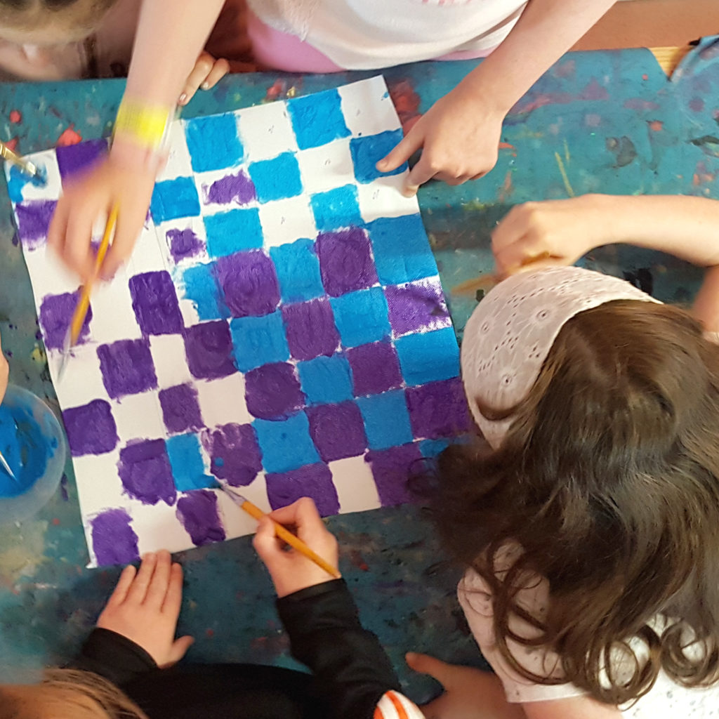 board games made by our art camps
