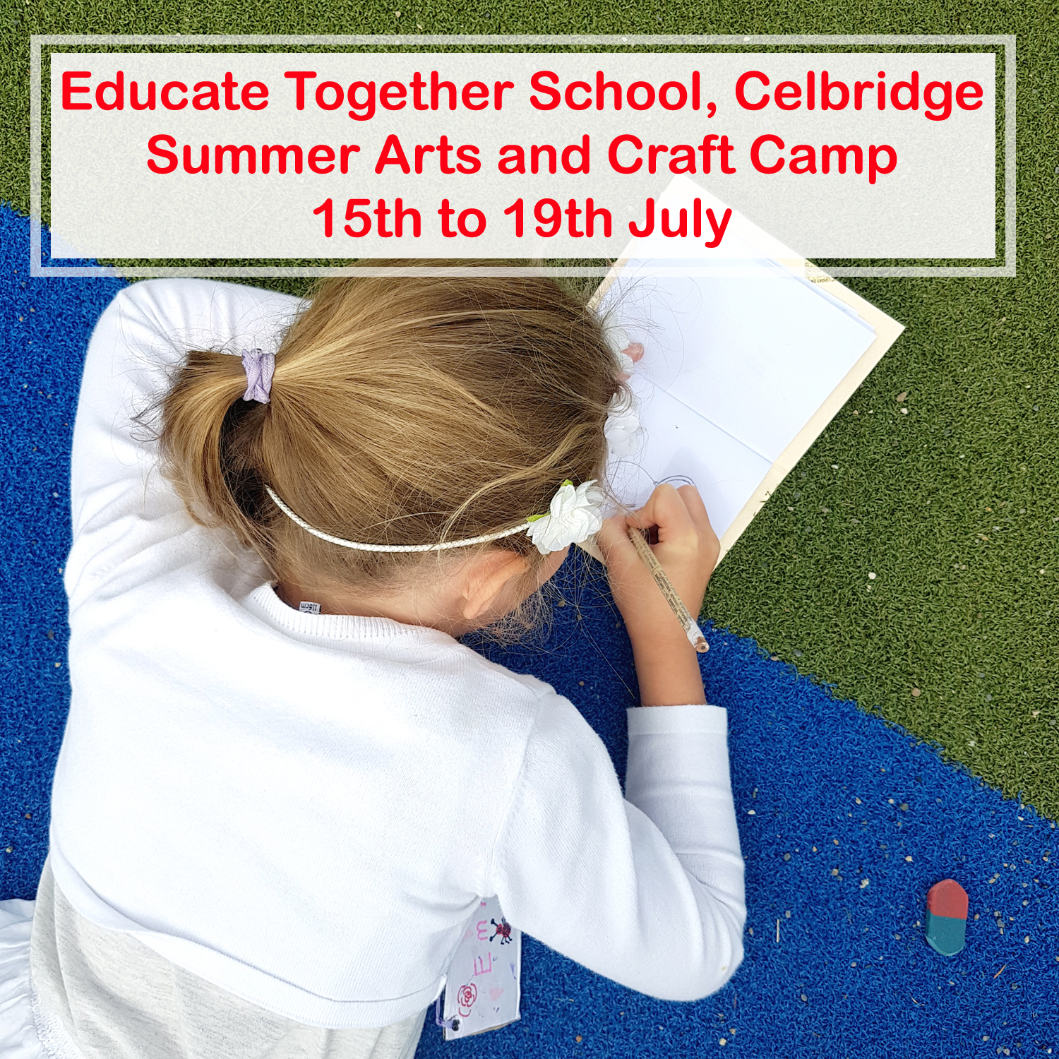 educate together Celbridge summer camp 2019 15th to 19th July copy