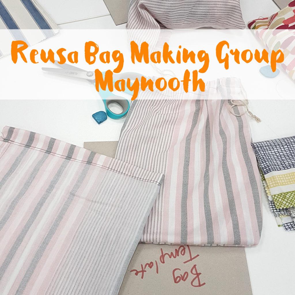 reusa bag making group maynooth