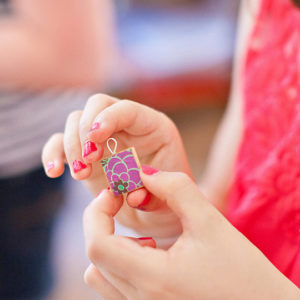 learn to make your own jewellery parent and child art workshop