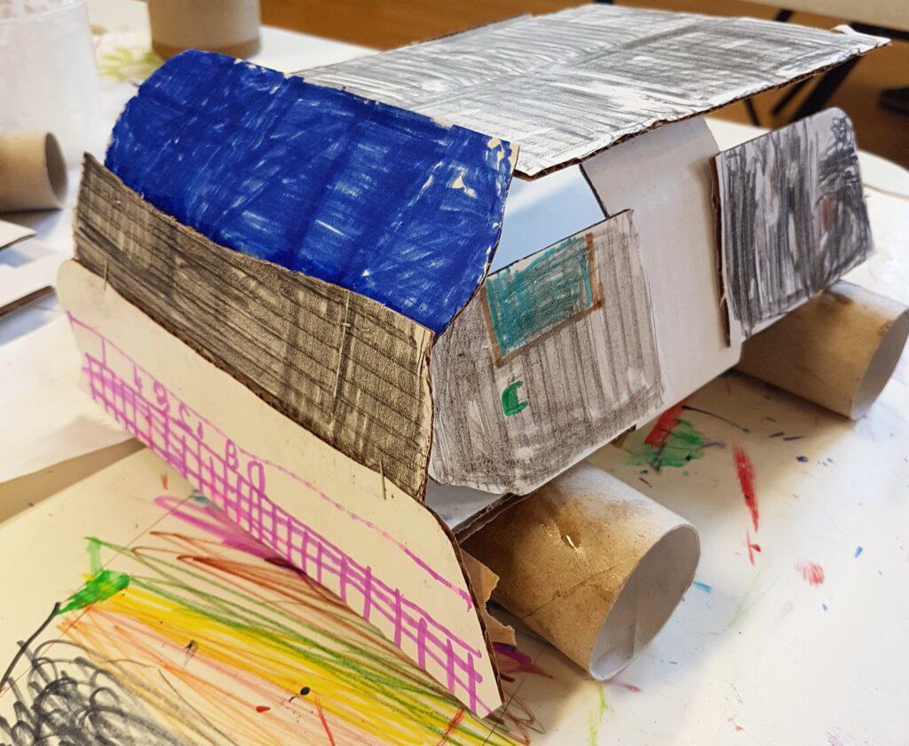 problem solving craft challenges