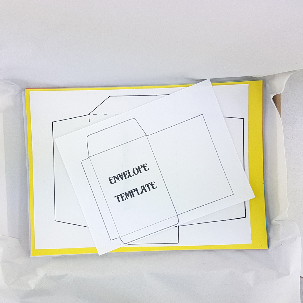 templates to make your own envelopes