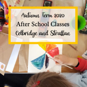 autumn term of after school classes in Celbridge and Straffan