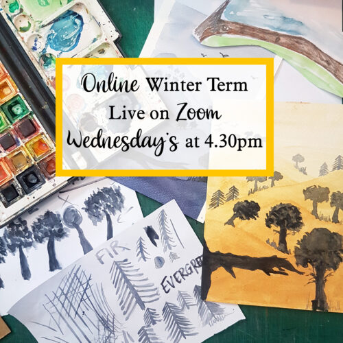 online winter term of classes 2020