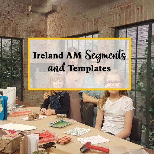 ireland AM segments and templates