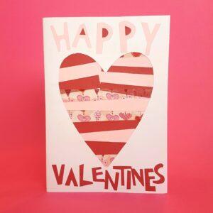 valentines day online craft class