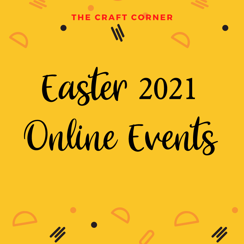 easter 2021 online events