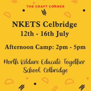 NKETS Afternoon summer camp july