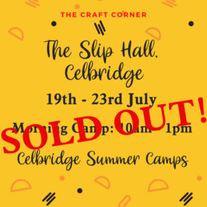 Slip Hall Morning Summer Camp Sold out