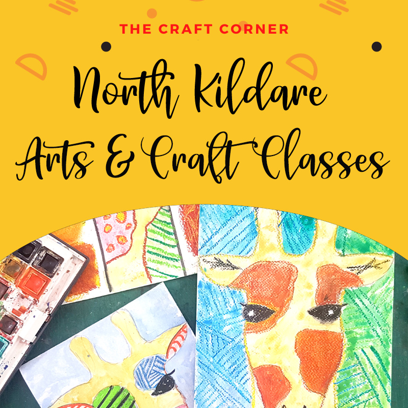 north kildare arts and craft classes autumn 2021