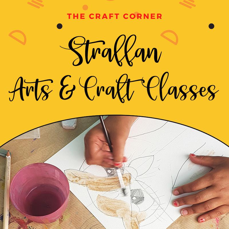 straffan arts and craft classes 2021