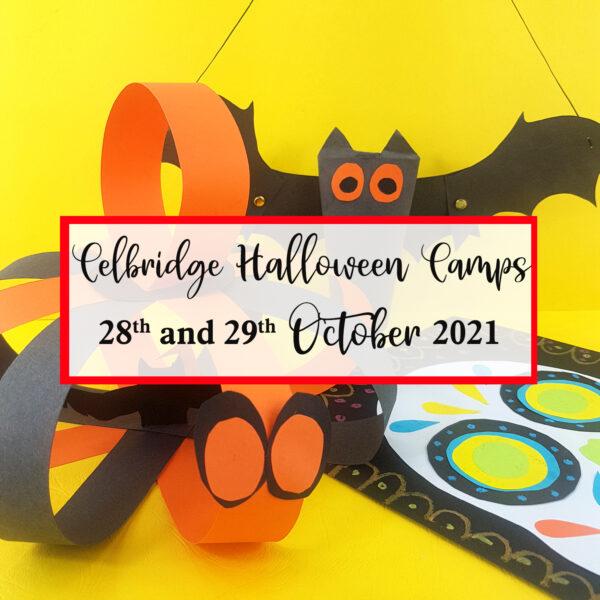 celbridge halloween camps 2021